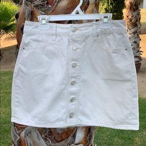 Women's PAC Sun Jean Skirt Size 25